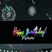 Finn's Birthday 2014